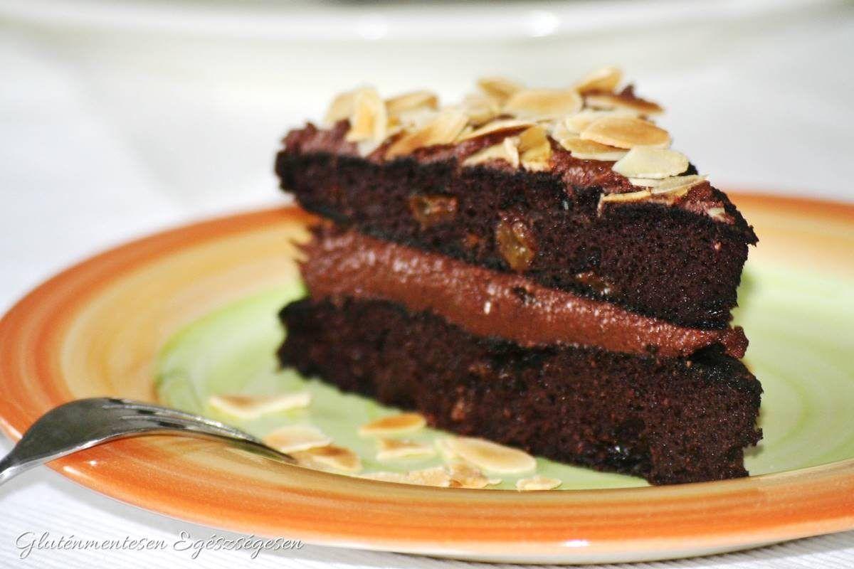 Csokoládé krémtorta